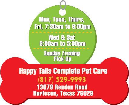 happy tails hours